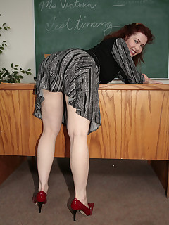 lascivious teacher fucking her student